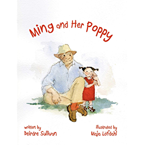 Ming and Her Poppy