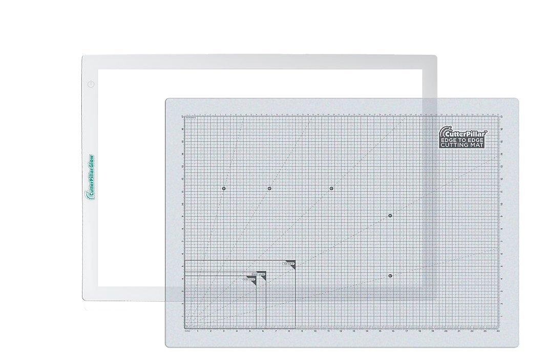 Cutterpillar CPP CCP-Ultra Lighting & Magnifiers 19'' x 26'' x .75'' Multicolor