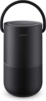 Oferta amazon: Bose Portable Smart Speaker - Altavoz portátil con control de voz Alexa integrado, Color Negro