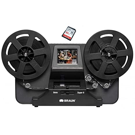 scanexp NTG Puro de 3 - 3000 m de m Reflecta escáner de película ...