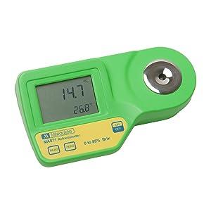 Milwaukee Instruments MA871 Digital Brix Refractometer