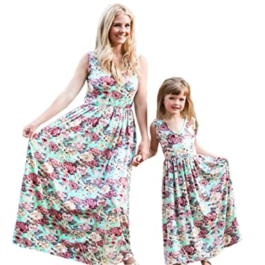 Sunward Baby Boys  Mommy And Me Maxi Dresses a3c571eefd