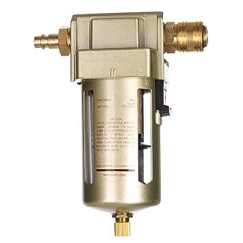 """Druckluftregler 1//4/"""" Filter Wasserabscheider Ölabscheider"""