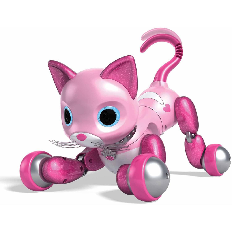 [ズーマー]zoomer Kitty Pink Bella With Kitty Collar 778988203477 [並行輸入品] B0145CWAPG