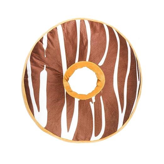 VORCOOL 3D Donut Almohada Asiento Suave y Acogedor atrás ...