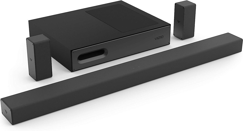 VIZIO 5.1 Sound Bar with Slim Wireless Subwoofer (SB3651ns-H6)