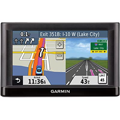 Garmin nüvi 54 5-Inch Portable Vehicle GPS (US & Canada)