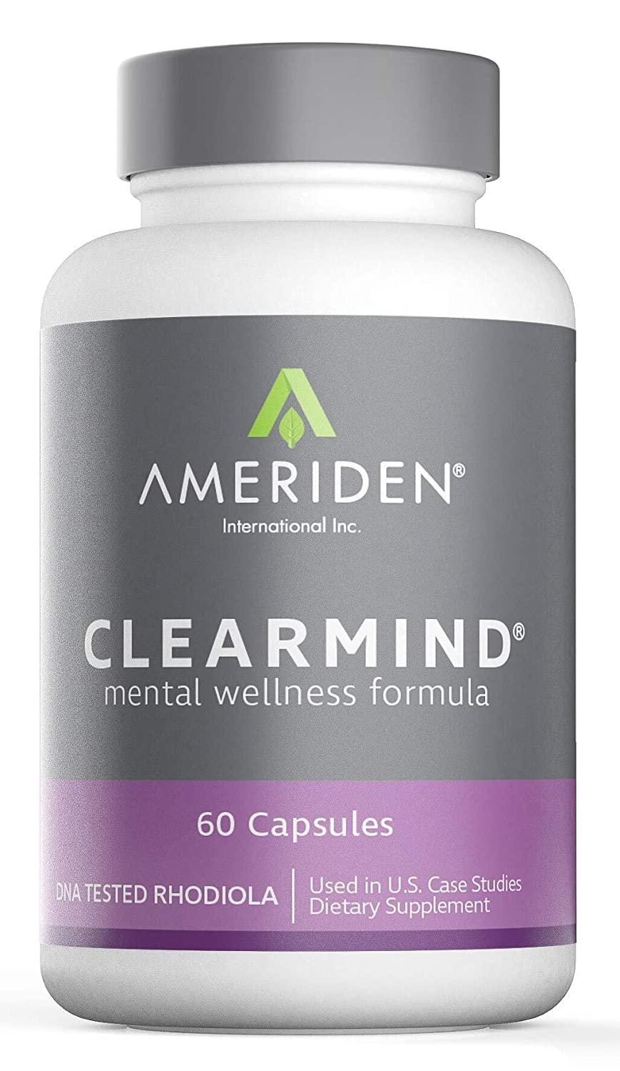 Clear-Mind Superior Mental Support Formula