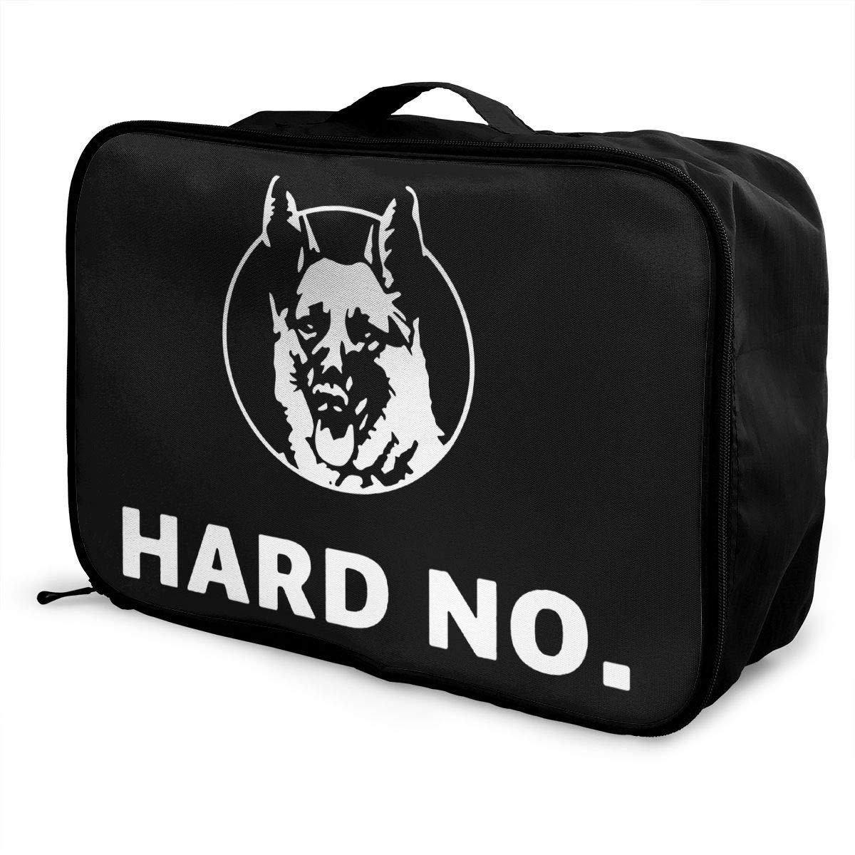 Letterkenny Hard No Travel Bag Men Women 3D Print Pattern Gift Portable Waterproof Oxford Cloth Luggage Bag