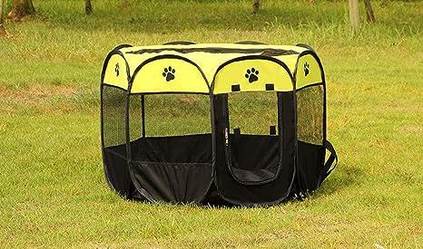Mayco Bell Portátil Plegable para mascotas Parqueo para perros ...