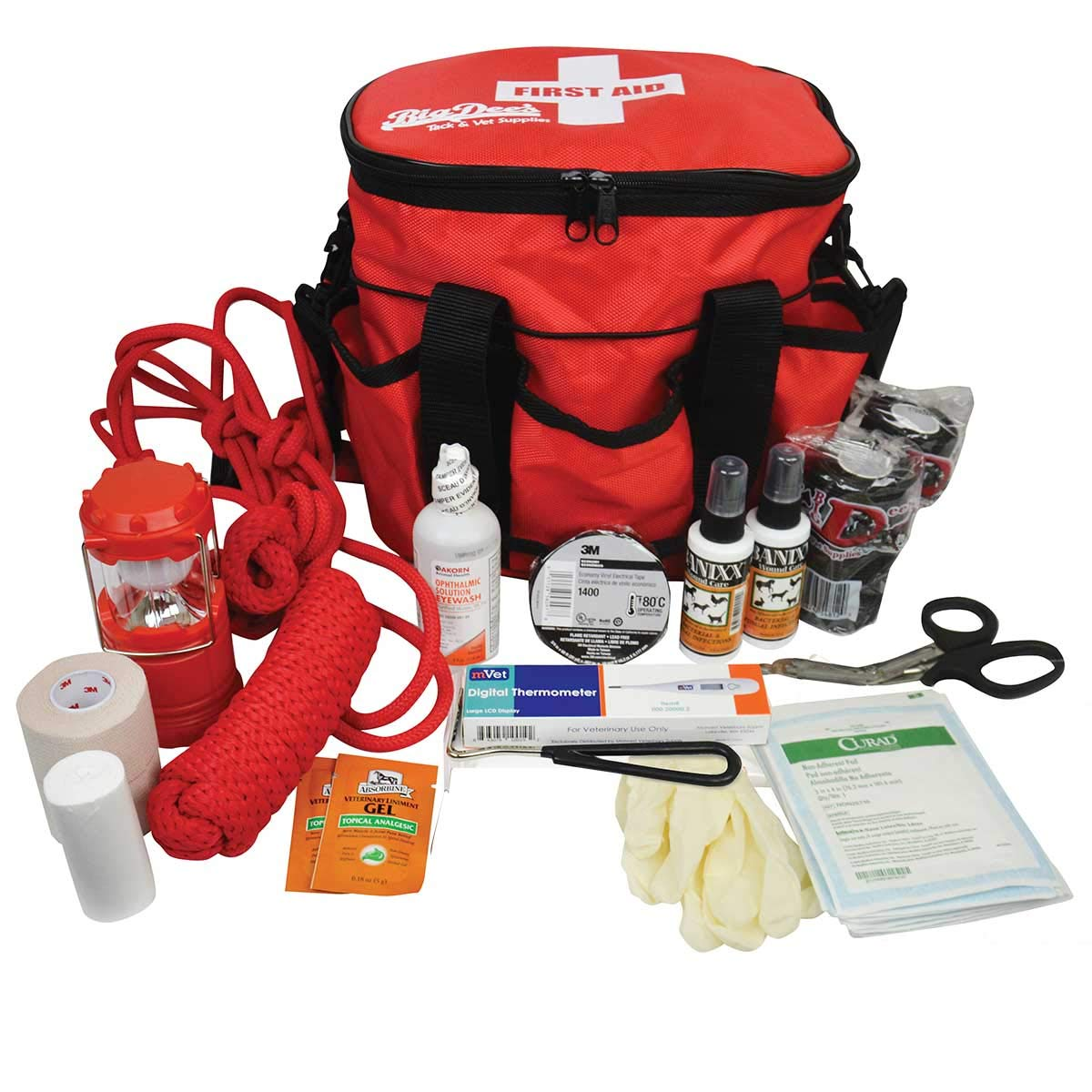 Big Dee's Emergency Sports Travel First Aid Kit for Horses