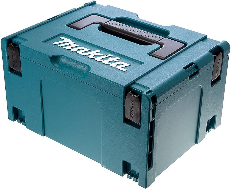 Makita 821551-8 821551-8-Maletín MakPac Tipo 3, Azul