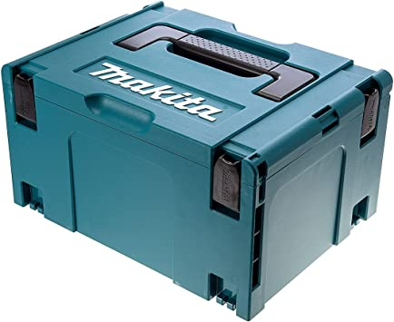 Makita 821551-8 821551-8-Maletín MakPac Tipo 3, Azul: Amazon.es: Bricolaje y herramientas