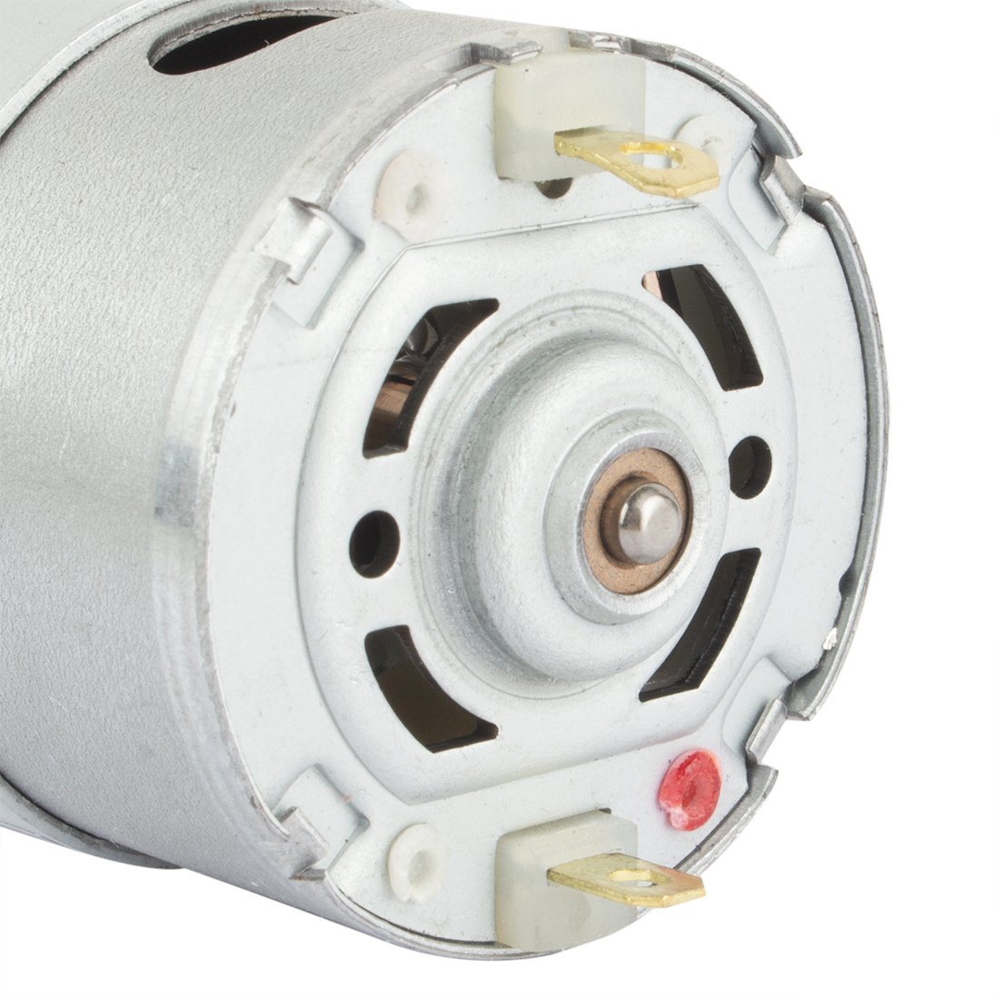 15mm Length a16093000ux0116 uxcell 200RPM DC 24V Micro Gear Box Motor Speed Reduction Electric Gearbox Eccentric Output Shaft with 6mm Diameter