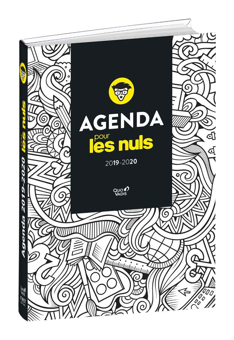 Quo Vadis Pour Les Nuls - Agenda escolar (12 x 17 cm, lazo ...