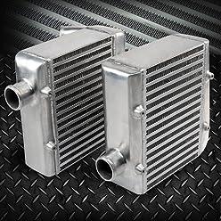 For 90-96 300zx Z32 Vg30dett Vg30 Twin Side Mount Bolt On Upgrade Intercooler