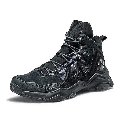 RAX Men's Peak Wolf Waterproof Hiking Boot Lightweight Backpacking Shoe   Hiking Boots