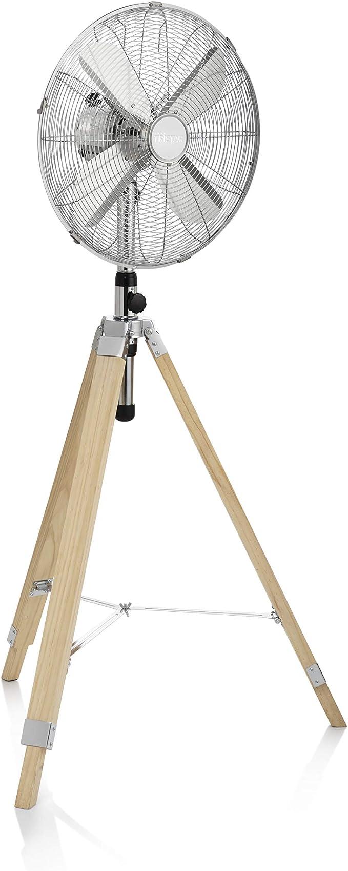 Tristar VE-5804 - Ventilador de pie, 40 cm, 50 W, Trípode de ...