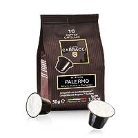 Caffè Carracci, Capsule Compatibili Nespresso, Intensità 12-100 Capsule