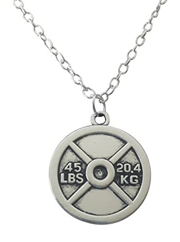 with zestto charm necklace necklaces product stainless fitness
