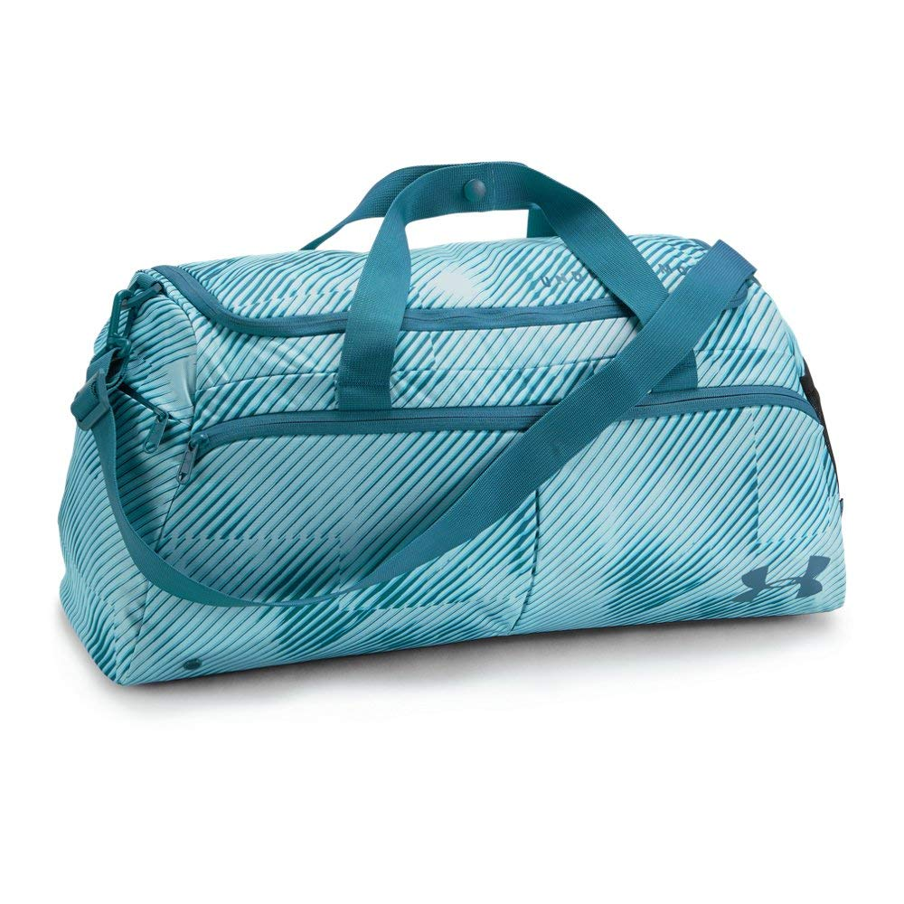 Under Armour Women's Undeniable Duffle Gym Bag, Halogen Blue (441)/Static Blue, One Size by Under Armour