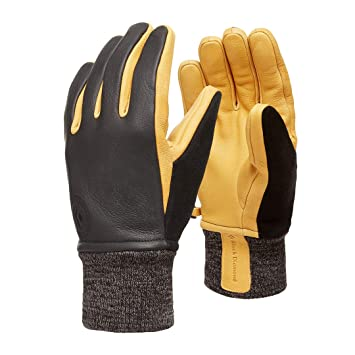 Unisex Adulto Black Diamond Work Guantes
