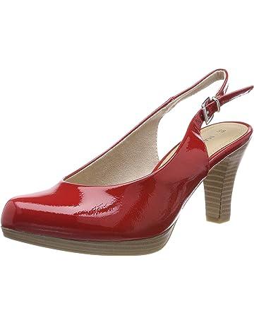 368b0040323 MARCO TOZZI 2-2-29601-22, Zapatos de Talón Abierto para Mujer