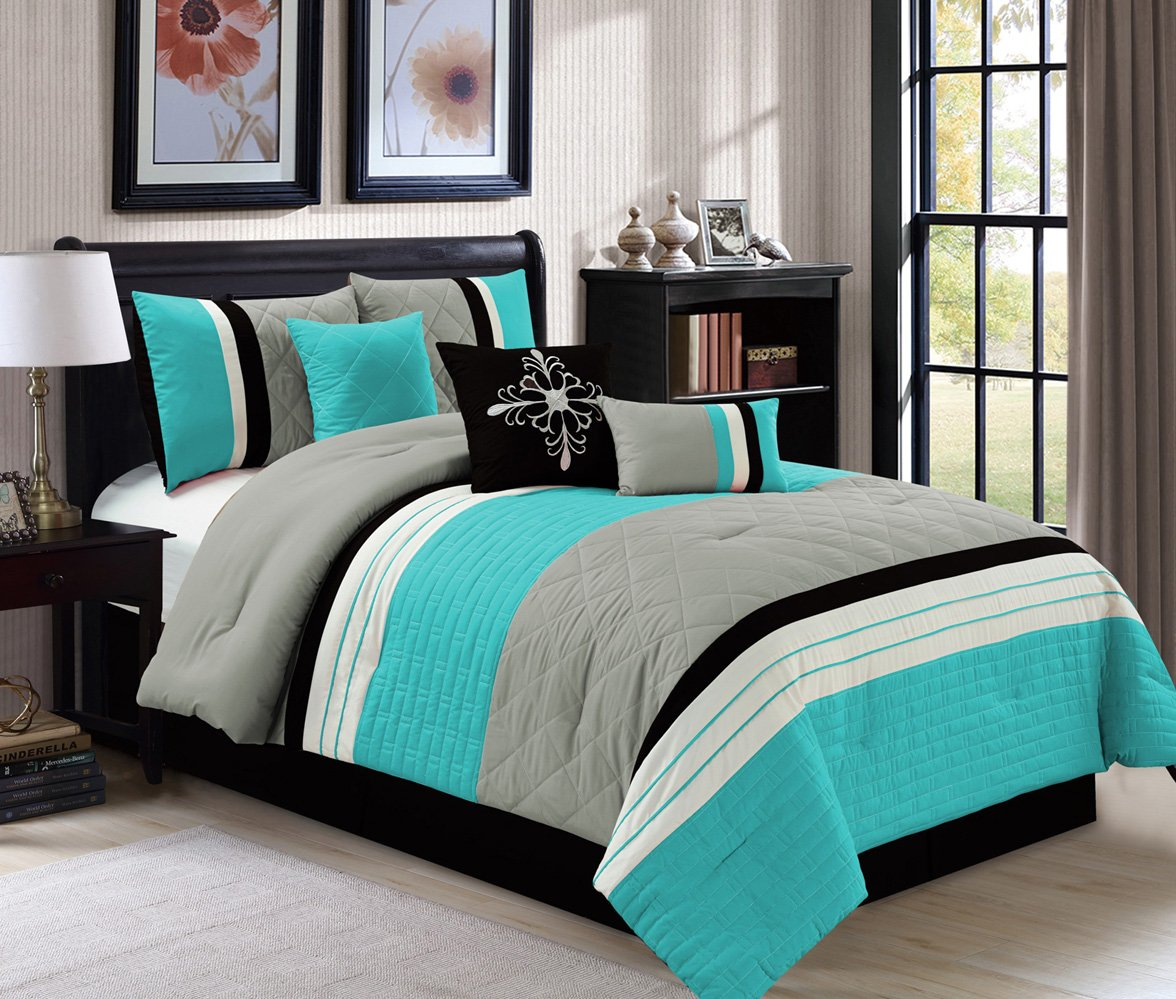 Modern Bedroom Comforters: Modern Bedding: Amazon.com