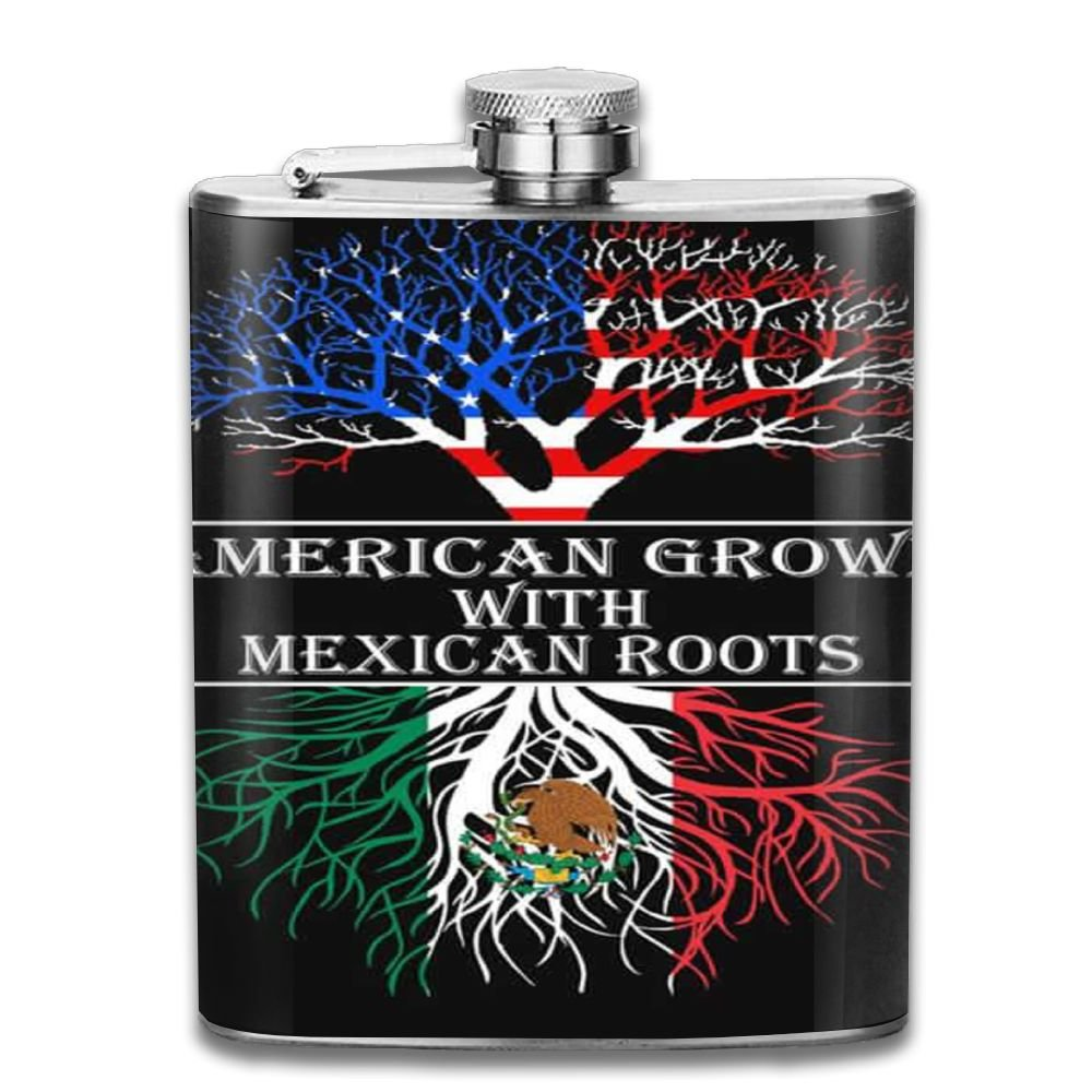 【限定品】 jf-x Mexican (7oz) American American RootsステンレススチールヒップフラスコPersonalised Liquor WiskeyワインポットFlagon (7oz) Liquor B07CV7LRH3, follows:71de76fa --- a0267596.xsph.ru