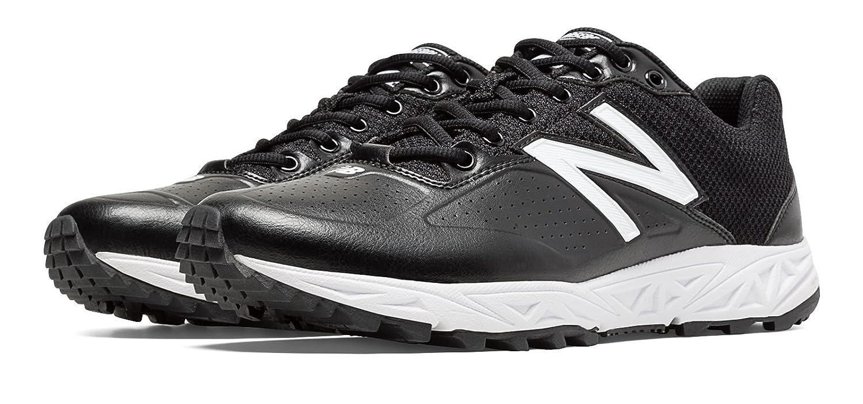 (ニューバランス) New Balance 靴シューズ メンズ野球 Low-Cut 950v2 Black with White ブラック ホワイト US 15 (33cm) B01J5BUEAA