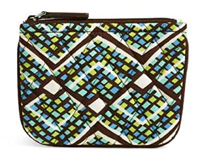 a0d0d7f4d5 Image Unavailable. Image not available for. Color  Vera Bradley Coin Purse  in Rain Forest