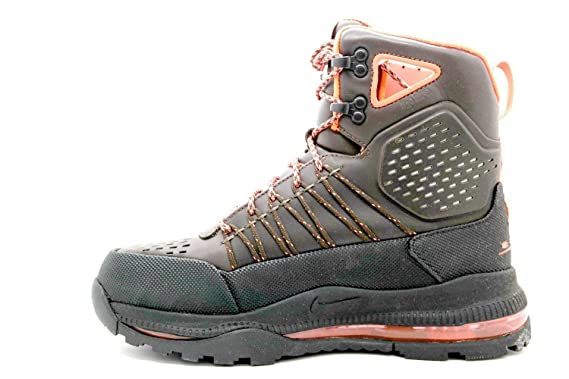 new styles 9329b 12c87 New Nike Zoom ZM ACG Superdome Boots Size Mens 11 Brown Black Hiking  Waterproof