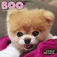 2018 Boo Mini Calendar (Day Dream)
