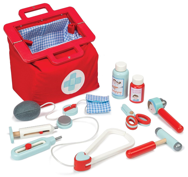 Le Toy Van Arztkoffer - le toy van doktor set