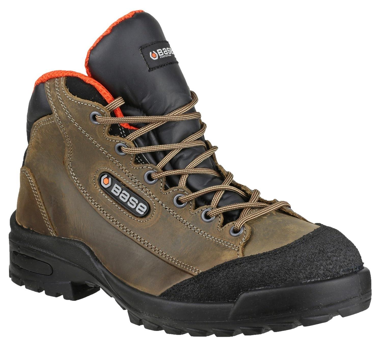 Chaussures de sécurité hautes Geldof Base Protection Marron 42 XdBeBQiHq