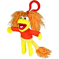 Fraggle Rock 4 Plush Back Clip Red 4