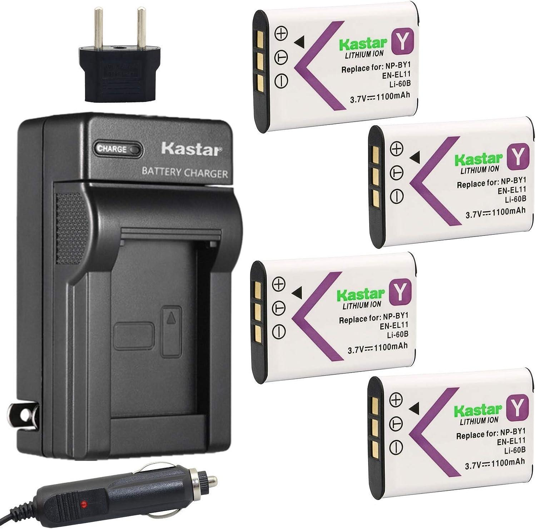 1 bater/ía de 1200 mAh NP-40 NP40 con cargador de bater/ía /único para FinePix 455 F10 F402 F455 F460 F470 F610 F650 F700 F710 F810