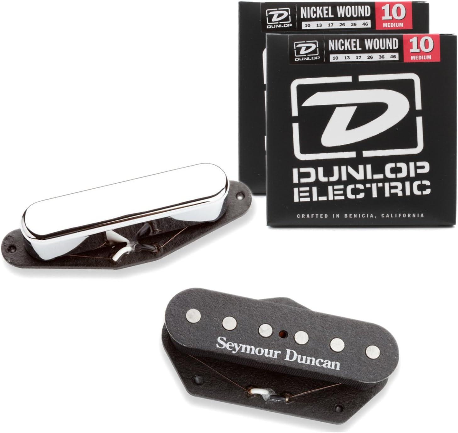 Seymour Duncan Hot Tele Alnico 5 Telecaster Guitar Pickup Set 3 STRING SETS