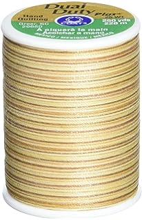 Amazon.com: COATS & CLARK Dual Duty Plus Hand Quilting Multicolor ... : thread for hand quilting - Adamdwight.com
