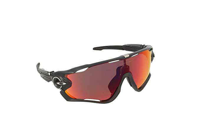 Oakley Gafas de sol Sonnenbrille Jawbreaker Negro Rojo, 1  Amazon.es  Ropa  y accesorios b02f7b23c3