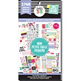 me & my BIG ideas PPSV-42-3048 The The Happy Planner Value Pack Stickers, Mini Basics