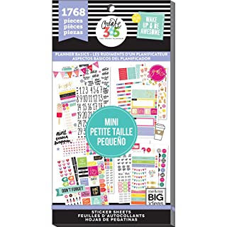 Me & My Big Ideas Adesivi, Multi-Colour, Small
