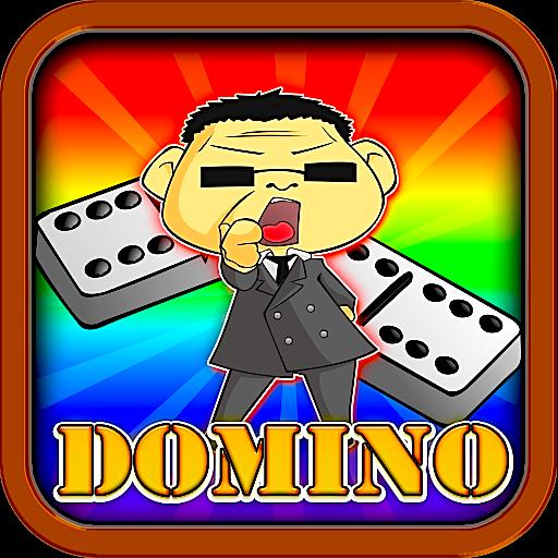 Asian Executive Bones Match Domino HD