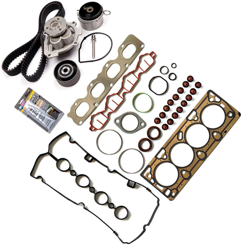 Eccpp Timing Belt Water Pump Kit And Head Gasket Sets Diagram 2009 Pontiac G3 Setsautomotive Replacement Parts Fits 2011 Chevrolet Aveo Aveo5 16l Engine