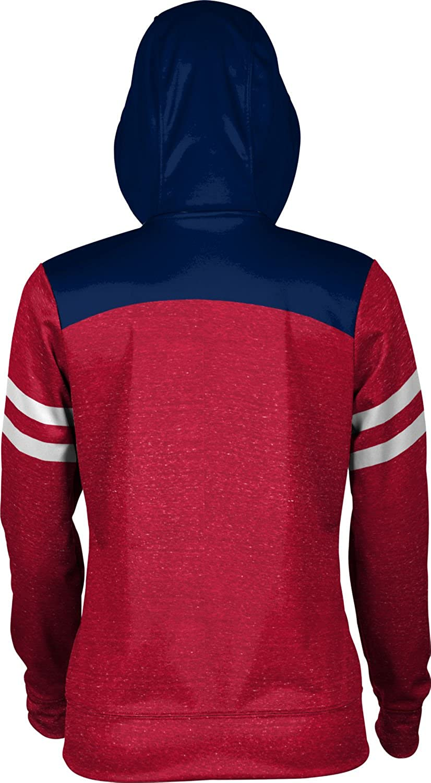 Gameday ProSphere Radford University Girls Zipper Hoodie School Spirit Sweatshirt