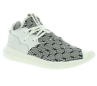 buy popular 9c42a 90d3e adidas Originals Tubular Entrap Primeknit W Schuhe Damen Sneaker Turnschuhe  Weiß S76547, Größenauswahl38