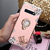 Case for Galaxy S10 Plus Diamond Case,Crystal
