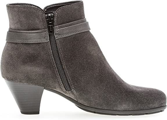 TIFFEY GABOR ANKLE BOOT 7 BLACK