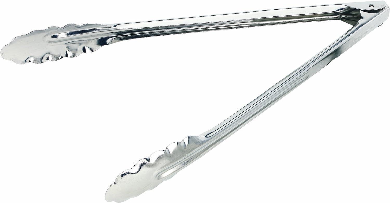 Crestware 16-Inch Heavy Duty Tong, 1, Silver