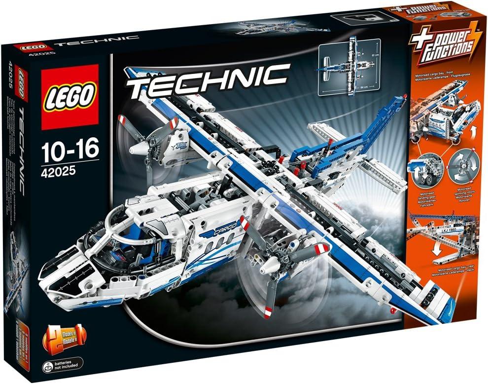 lego technic avion 42025